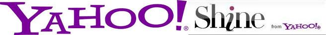 Yahoo Shine log